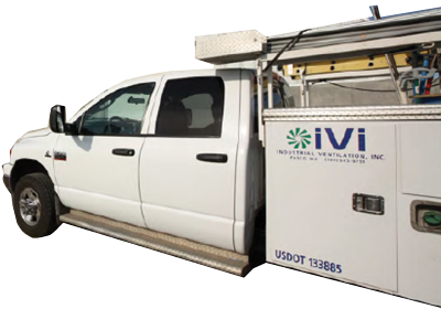 IVI is the Ventilation industry leader in service.
