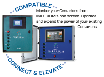 Imperium: Compatible with Centurion panels. Connect and Elevate.