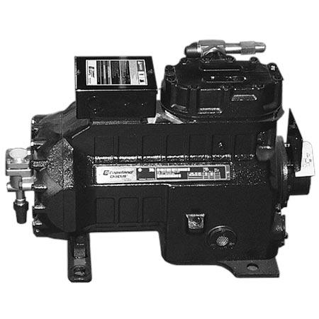 IVI refrigeration system Bitzer and Copeland compressor