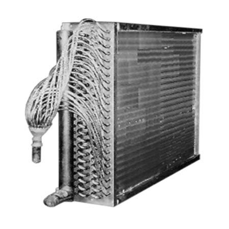 IVI Refrigeration DX Coil