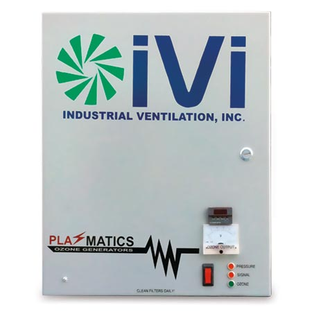 Ozone system by IVI and O3 Solutions