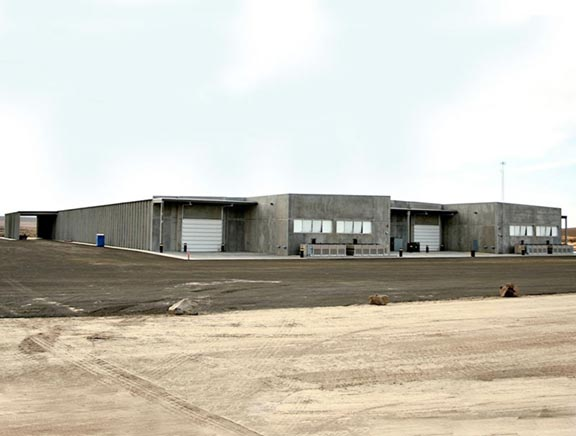 IVI developed a complete storage system plan for the Stahl Huttarian farming community of Ritzville, Washington.